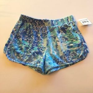 New Lilly Pulitzer Cecile Shorts size 6-7
